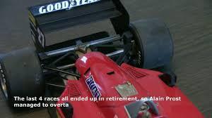 Ferrari 156/85 1985 Michele Alboreto Canadian & German GP - YouTube