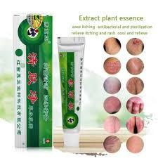 Antibacterial Anti-itch Skin Cream Psoriasis Dermatitis Eczema ...