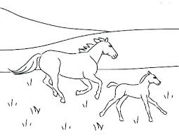 Free Coloring Pages Horse Racing Horse Racing Coloring Pages Barrel