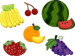 pictures of different fruit. Plain Different Illustration  Of Different Kinds Fruits For Pictures Of Fruit