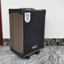 Loa kéo karaoke mini AZPro AZ 8 bluetooth Loa kẹo kéo di động thùng gỗ giá  tốt hơn jbz jbl giá cạnh tranh