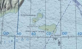 Maly Taymyr Island