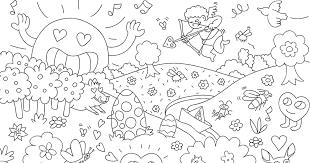 パリのデザイナー集団omyの塗り絵春 Milk Japon Web