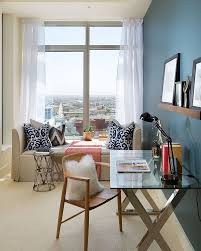 home office living room modern home. 25 versatile home offices that double as gorgeous guest rooms office living room modern v