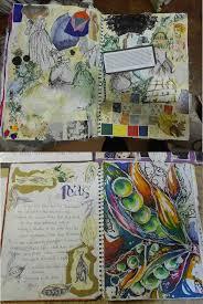 gcse art book layout 231 best sketchbooks images on
