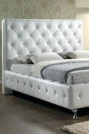 Cushion Bed Frame Of Mid Century Design Our Cloud Platform Bed ...