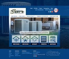 Refrigeration Design Technologies Inc Responsive Web Designs Newport News Va Berts Inc Heating