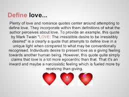 Define Love QuotestoQuotes Adorable Define What Is Love