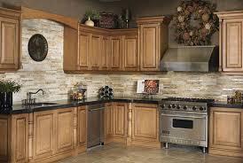 stone kitchen backsplash. Kitchen Backsplash With Natural Stone