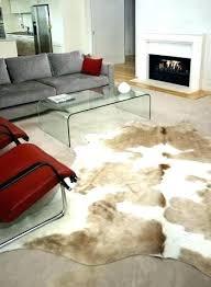fake cowhide rug fake cowhide rug fascinating cowhide rug beige and white cowhide rug fake fake cowhide rug