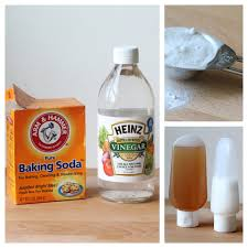 Baking Soda & Vinegar Hair Care