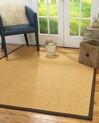 3x5 natural area rugs davlin fudge sisal rug 8030