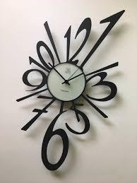 arti e mestieri postmodern design wall clock