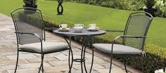 henley table 70cm iron grey kettler