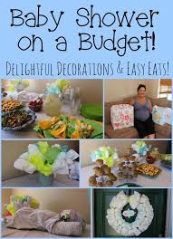 Baby Showers On A Budget Super Cool Baby Shower Foods On A Budget Cheap Food Ideas Shower