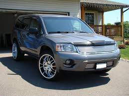 2009 Mitsubishi Endeavor – pictures, information and specs - Auto ...