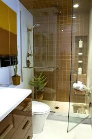 small space cafe design ideas built in shower ideas astonishing bathroom design small space with brown
