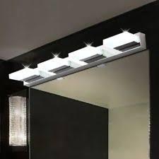modern bathroom vanity lighting. Modern Bathroom Vanity LED Light Crystal Front Mirror Toilet Wall Lamp Fixture S Lighting I