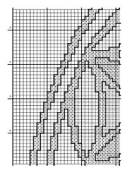 flower of life pattern cross stitching knitting crocheting rug making se40016