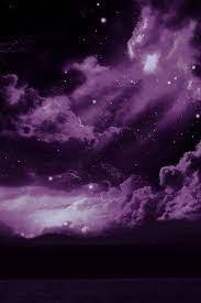 the purple sky iphone wallpaper
