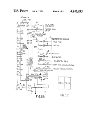 patent us4843833 appliance control system google patents patent drawing