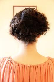 編み込み ヘアアレンジ 結婚式 髪型 さくら市 美容室エスポワール 美容