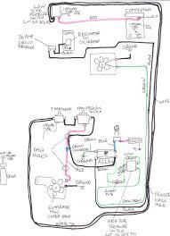 car ac wiring diagram. thesamba beetle 19581967 view topic all about dealer \u2013 rotary compressor wiring diagram car ac b
