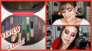 kat von d eyeshadow palette review