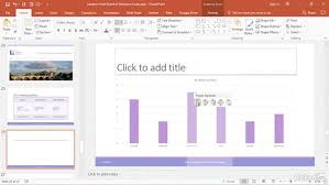Embed Chart In Powerpoint Copy And Embed Charts Onto A Slide