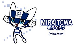 Mascota de los juegos olimpicos japon 2020. Mascota Olimpica Conozca A Miraitowa En Los Juegos De Tokio 2020