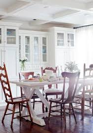 s afternoon in my kitchen white farmhouse tablefarmhouse dining chairskitchen dinningdining room