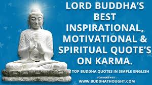 Gautam Buddha Quotes On Karma Buddha Quotes Buddha Buddhism Buddha Teachings Buddhism Fact