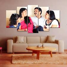 custom made family 5 piece canvas wall art hd printed perfect gift on 5 canvas wall art custom with custom made family 5 piece canvas wall art hd printed perfect gift