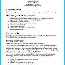 Resume For Analytics Job It Business Analyst Resume If You Need A Job Description For 47