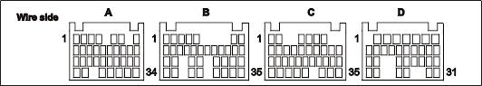 perfectpower wiring diagrams for subaru sti 2 5l turbo right subaru 4 plug ecu 2006 sti ecu connector of a subaru model model showing