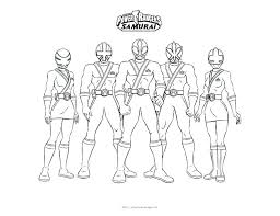 Coloring Pages Of Power Rangers Pink Power Ranger Samurai Coloring