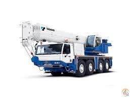 2019 Tadano Atf100g 4 Crane For Sale In San Leandro