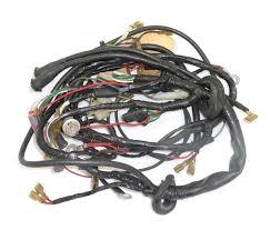 triumph t140 wiring harness genuine lucas 19 1962 54962258a triumph t140 wiring harness genuine lucas 19 1962 54962258a