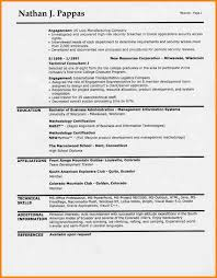 resume heading format.resume-header-examples-for-a-Resume-Example-of-your- resume-12.jpg