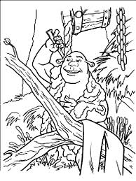 Small Picture Shrek coloring pages Download and print Shrek coloring pages