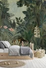 Zelfklevend Behang Jungle 250x250 Tapetshow Homedeconl