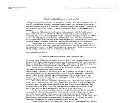 descriptive and narrative essay format example