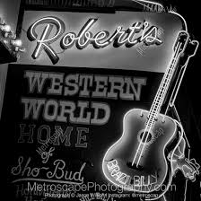 Nashville Sign Decor Nashville Framed Wall Decor in Black and White featuring the 57