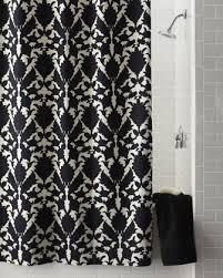 white shower curtain imposing ideas curtain extraordinary black and white shower 11 fl neiman