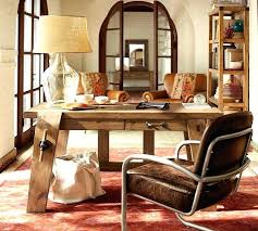 home office pottery barn. Pottery Barn Office Decor View In Gallery Bench Style Desks From Small . Home