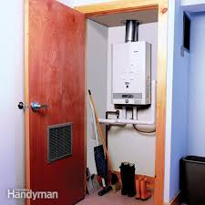 tankless water heater on demand hot water heater instant hot water heater