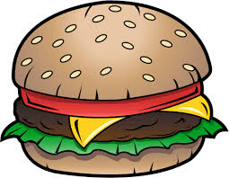 food clipart. Contemporary Food Junk Food Clip Art  Free ClipArt  Cheeseburger On Clipart O