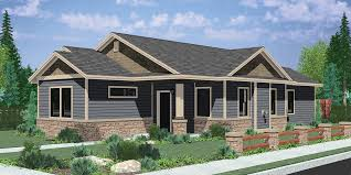 Single Level House Plans For Simple Living HomesSingle Level House Plans