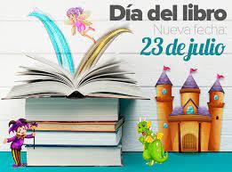 """DÍA DEL LIBRO 23 DE JULIO """" Este año... - Librería Corinto   Facebook"""