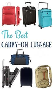best carry on luggage of 2018 for every type of traveler